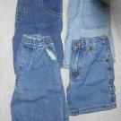 BOYS 4 Piece Lot JEAN SHORTS Blue Jeans 24 Months 24M Kids Clothes Summer