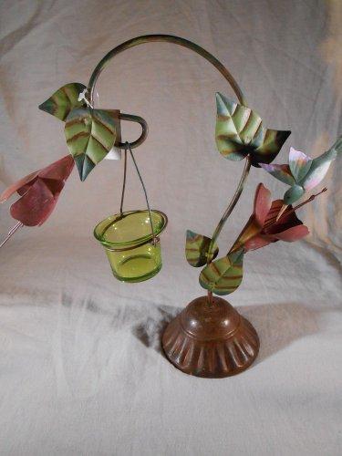 HUMMINGBIRD TEALIGHT HOLDER Candle Lighting BIRD DHome Decor Tea Light (#38583)