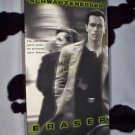 ERASER Arnold Schwarzenegger Vanessa Williams VHS MOVIE