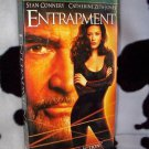 ENTRAPMENT Sean Connery Catherine Zeta Jones VHS MOVIE