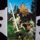 EXCALIBUR Nigel Terry Nicol Williamson VHS MOVIE
