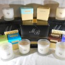 Mia Bella Scented SPA CANDLE Various Scents All Natural Wax CANDLES