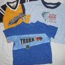 BOYS 3 Piece Lot Short Sleeve T SHIRTS 18 Months 18M Kids Clothes T-Shirts