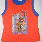 BOYS Orange Tank Top SCOOBY DOO Shirt 2T TODDLER Kids Clothes CARTOON NETWORK