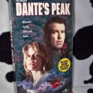 DANTE'S PEAK Pierce Brosnan Linda Hamilton VHS MOVIE