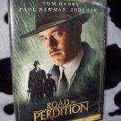 ROAD TO PERDITION Tom Hanks Paul Newman DVD MOVIE
