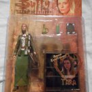 BUFFY The Vampire Slayer Limited Edition TRIANGLE TARA  Unsigned AMBER BENSON