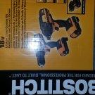 Bostitch 18v Drill Combo