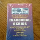 1991 Pro Set World League Complete 150 Card Set Factory Sealed