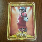 2013 TOPPS 4000 YARD CLUB #9 JOSH FREEMAN Tampa Bay Buccaneers