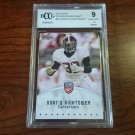 2012 LEAF YOUNG STARS DRAFT #31 DONT'A HIGHTOWER Alabama BCCG Graded 9