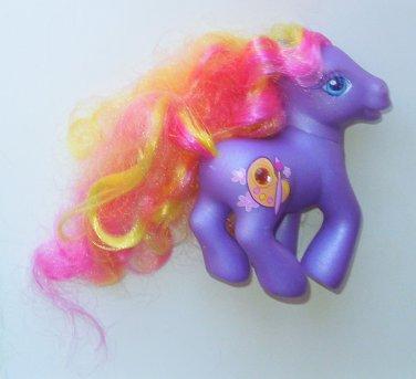 2005 Hasbro G3 My Little Pony MLP Dibble Dabble Super Long Hair