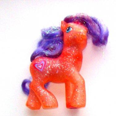 2006 Hasbro G3 My Little Pony MLP Tangerine Twinkle Divine Shine