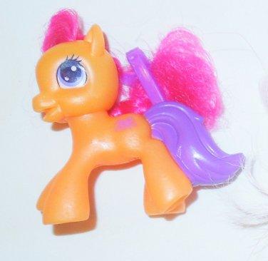 "2009 Hasbro McDonald's My Little Pony Happy Meal #6 Scootaloo 3"" Pony"