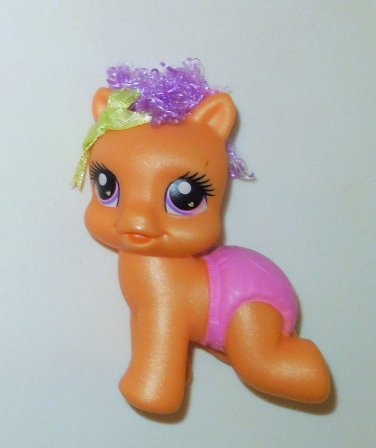 2009 Hasbro My Little Pony G3.5 MLP Scootaloo's Party Scootaloo II