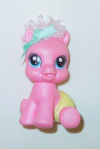 2009 Hasbro My Little Pony G3.5 Newborn Pinkie Pie's Playhouse Pinkie Pie II