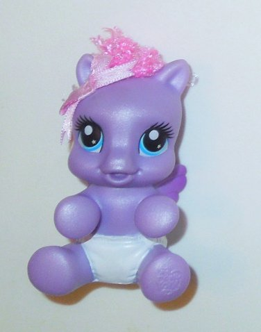 2010 Hasbro My Little Pony G3 MLP Newborn Baby Potty Time Starsong