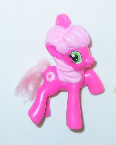 2011 Hasbro McDonald's MLP Happy Meal #4 Friendship is Magic Cheerilee