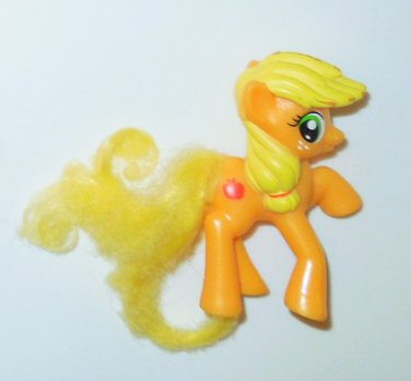 2011 Hasbro McDonald's My Little Pony Happy Meal #3 Apple Jack