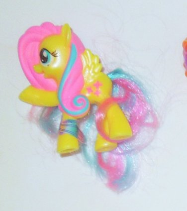 2014 Hasbro McDonald's MLP Happy Meal #3 Friendship is Magic Fluttershy