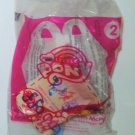 2014 Hasbro McDonald's My Little Pony G3 MLP Happy Meal Pinkie Pie MIB