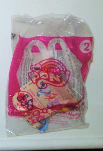 2014 Hasbro McDonald's My Little Pony G3 MLP Happy Meal Pinkie Pie MIB