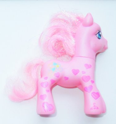 2009 Hasbro My Little Pony G3 MLP Valentine Single Pinkie Pie VII