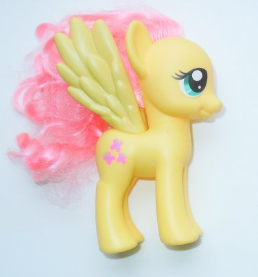 "2011 Hasbro My Little Pony G4 MLP Pegasus Fashion Style 6"" Fluttershy"