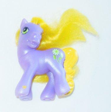 2005 Hasbro McDonald's My Little Pony MLP Happy Meal #5 Daisy Jo