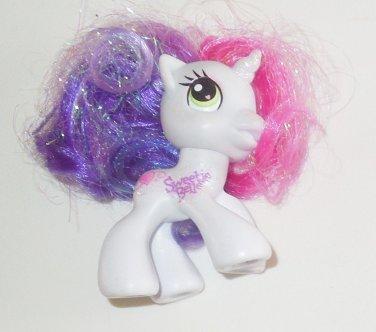 2009 Hasbro My Little Pony G3.5 MLP Sparkly Pony Sweetie Belle