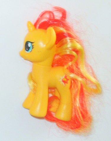 "2013 Hasbro My Little Pony G4 MLP Friendship is Magic 3"" Sunset Shimmer"