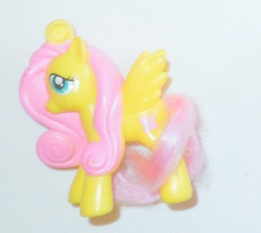 2014 Hasbro McDonald's My Little Pony MLP Happy Meal #4 Fluttershy