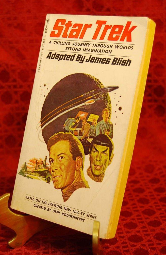 STAR TREK by James Blish (1967 - 1st Printing)