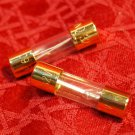 "FUSE 2pak 60A 32V Gold-Plated Heavy Duty w/Ind 1-1/2x13/32"" Car Stereo 270-1136"