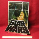 STAR WARS Countertop Standee 3-D Display RARE / Extinct? (1982)