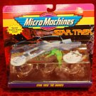 STAR TREK Micro Machines Original Series Movie Ships