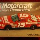 NASCAR #15 Motorcraft Geoff Bodine Ford Thunderbird 1/25 AMT Ertl 6162 (1992)