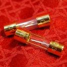 "FUSE 2pak 30A 32V Gold-Plated Heavy Duty w/Ind 1-1/2x13/32"" Car Stereo 270-1133"