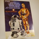 Vintage STAR WARS Storybook Softcover Scholastic (1978 - 1st Printing - TV 4466)