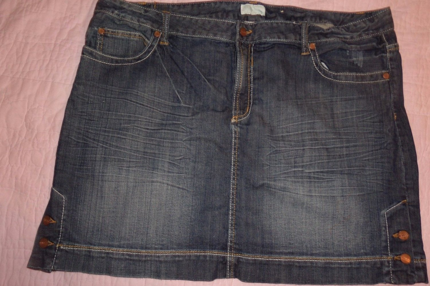 Women's Jean Skirt size 24 by Maurice's