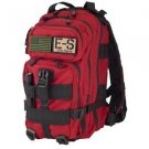 Emergency Get Home Bag, Red