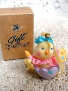 Avon Springtime Cuties Easter Ornament Chick