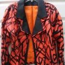 Womens Ladies Harvest Halloween Suit Size M