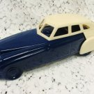AVON DEEP WOODS VINTAGE CAR DECANTER FIGURINE L@@K!