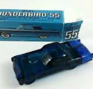 Avon Thunderbird '55 Decanter (empty)