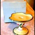 Partylite Garden Lite Ceramic Candle Holder