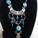Turquoise Blue Necklace Pendant