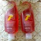 Avon Naturals Body Care Shower Gel Pmegranate & Mango Lot of (2)