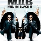 Men in Black II (DVD, 2002, 2-Disc Set, Special Edition; Full Frame)