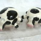 Udderly Cow Salt & Pepper Shakers